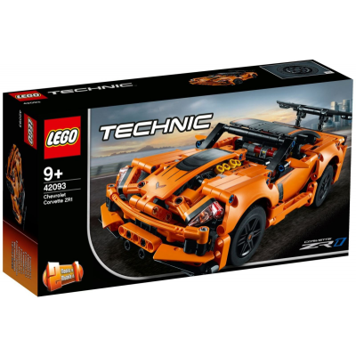 LEGO TECHNIC Chevrolet Corvette ZR1 2019